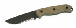 Ontario TAK-1 SERRATED 4.25 BLD - 8603
