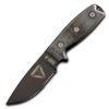 Ontario Rat-3 8631 Serrated 33 Blade Black Sheath