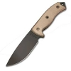 Ontario 827 Rat 5 1095 Carbon Steel BladeMicarta Handle