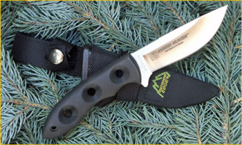 Outdoor Edge Hybrid Hunter Nylon Sheath knives HH-20N