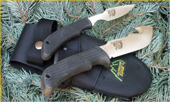 Outdoor Edge Kodi Combo Nylon Sheath knives KO-1N