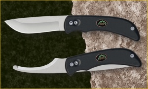 Outdoor Edge Swing Blade Black knives SB-10N