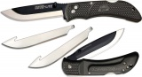 Outdoor Edge 3.0 ONYX-LITE-BLACK/3 BLADES - OX-30
