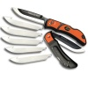 Outdoor Edge Razor Lite EDC Orange OERLB-30C