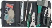 Outdoor Edge OEO-T1 Out Pak With Many Knives