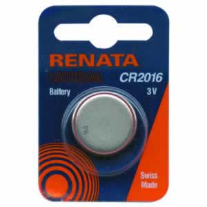 Photon Battery Cr-2016 Blister Pack flashlights CR2016