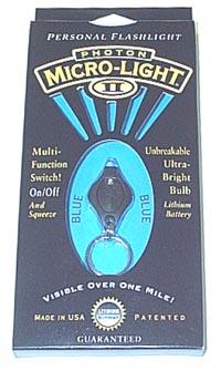 Photon Photon Ii - Blue flashlights 2B