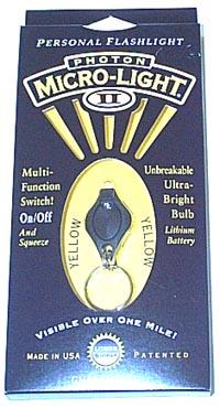 Photon Photon Ii - Yellow flashlights 2Y
