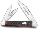 Queen Cutlery (4480) DOGLEG WHITTLER 3 BLADE - M043154