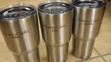 RTIC 30 oz. Tumber Stainless Steel with Name Laser Engraving