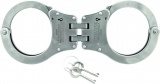 Imperial Schrade APPROVED HINGED HANDCUFFS - SCHC3N