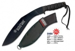 Smith & Wesson Bush Hog BH Kukri Machete & Sheath