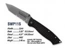 Smith and Wesson PHANTOM /440 ST/ZYTEL HA - P11