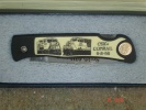 Smith and Wesson SCRIMSHAW - CSX MRGR TRAIN - 354