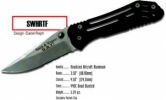 Smith and Wesson FIGHTER knives - HRTF