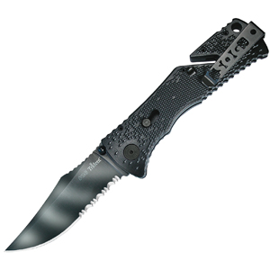 SOG Trident Tiger Stripe Knife TF-3