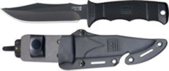 SOG Seal Pup Elite Knife Tini Blade Kydex Sheath E37S-K