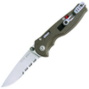 SOG Flash I Knife with Aluminum Handle SGFSA-97
