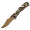 Trident Desert TF-5 Camo KnifeDigi-Grip Zytel AUS8