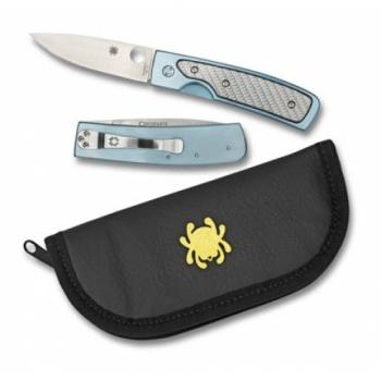 Spyderco Centofante Plain Edge Knife C155TIP