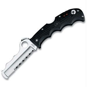 Spyderco Assist Rescue Knife C79PSBK
