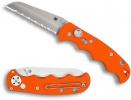 Spyderco Autonomy Orange C165GSOR