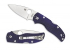 Spyderco Native 5 Dark Blue C41GPDBL5
