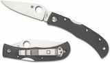 Spyderco Baby Horn CX08GGYP Sprint Run G-10 Gray
