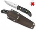 The Spyderco FB26GP Bushcraft knife (model SCFB26GP)