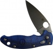 Spyderco Manix 2 Translucent Knife C101PBL2