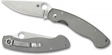 Spyderco Military Folding Knife C36TIP