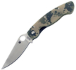 Spyderco C36GPCMO Military 95 InchCamo Handle