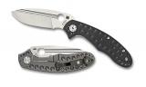 Spyderco Schempp Tuff Knife C151GTIP