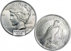 1922-1925 Peace Silver Dollar Coin