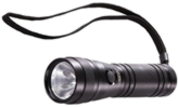 Steamlight 52104 Twin-Task LED Flashlight w/ Laser