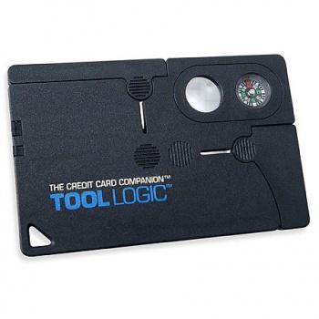 Tool Logic Card Companion/lens /compass knives / multitools CC1SB-T