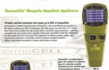 ThermaCELL Mosquito Repellent Alliance Olive MR-G