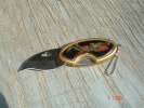 United Cutlery UC944 Dragon Egg Gold Knife