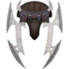 United Cutlery VOLKOTH BATTLE CLAW/PLAQUE - UC1290
