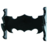 United Cutlery BLACK WALL DISPLAY STAND- STD - 1348BKDB
