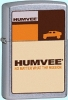 Zippo HUMVEE BLOCK STREET CHROME - 20933