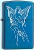 Zippo Nymph Sapphire lighter (model 21089)