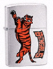 Zippo brushed chrome Cincinnati Bengals (200NFL651)