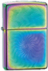 Zippo Spectrum Swirl Effect 20454 Lighter Windproof