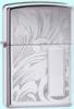 Zippo Scroll Design V Panel lighter (model 21138)