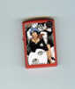 Zippo RED MATTE, WOMAN IN CAFE - 233SEL591