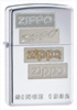 Zippo Chrome Generations 24207 1932 Zippo Heritage