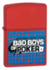 Zippo WPT BAD BOYS OF POKER - 24325