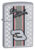 Zippo Dale Earnhardt stripe lighter (model 24416)