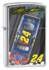 Zippo JEFF GORDON #24 CAR TOP VIEW - 24431